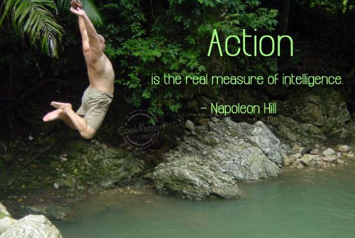 Knowledge vs Action
