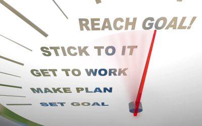 Setting those goals